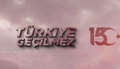 Cumhurbaşkanı Erdoğan sosyal medya hesabından 'Türkiye geçilmez' notuyla paylaştı
