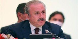 TBMM Başkanı Şentop: Darbenin asıl sebebi, Türkiye'nin bağımsız politikalar geliştirecek güce erişmesini engellemektir