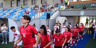 Kadın A Milli Takımı ikinci maçında da galip