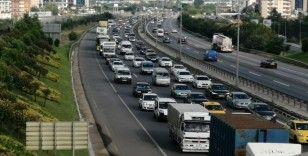 İstanbul'da bayram trafiği erken başladı