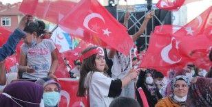 Cumhurbaşkanı Yardımcısı Fuat Oktay, Kahramankazan'da konuştu