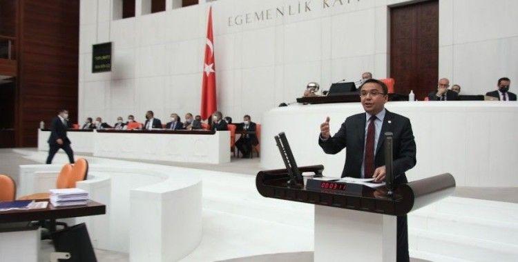 CHP Kastamonu Milletvekili Baltacı'dan sağlık sistemine tepki