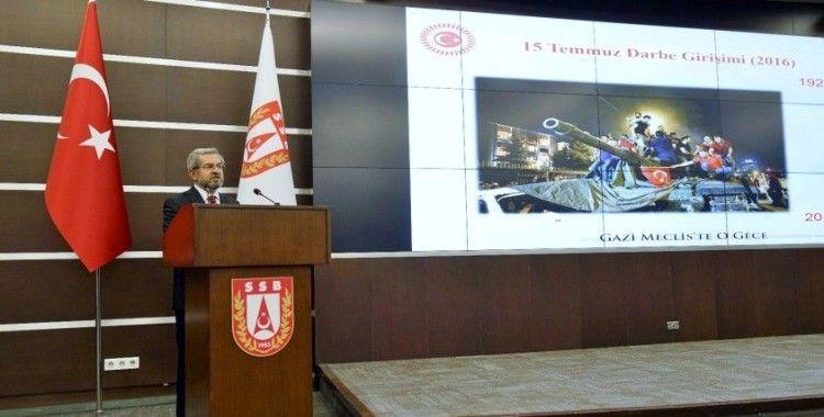'Savunma sanayiinde tam bağımsız Türkiye hedefimiz için bugün daha çok çalışmalıyız'