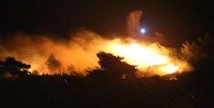 Antakya'daki orman yangını kontrol altına alındı