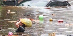 Almanya'da sel felaketinde hayatını kaybedenlerin sayısı 103'e yükseldi