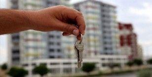 Türkiye genelinde ilk altı ayda 1 milyon 262 bin 848 gayrimenkul satış işlemi yapıldı