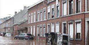 Belçika'daki sellerde ölü sayısı 12'ye yükseldi