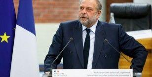 Fransa Adalet Bakanı Dupond-Moretti hakkında resmen soruşturma başlatıldı