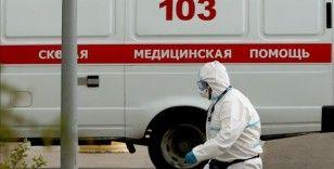 Rusya'da son bir aydır Kovid-19 ölümleri artıyor
