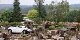 Almanya'daki sel felaketinde ölü sayısı 106'ya yükseldi