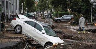 Kuzey Ren Vestfalya Başbakanı Laschet: 'Yüzyılın fırtınası ülkemizi vurdu'