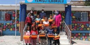 İhtiyaç sahibi çocukların bayramlığı Mardin Büyükşehir Belediyesinden