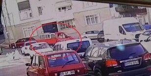 Samsun'da kamyonet dehşeti: 10 araca çarpıp kaçtı
