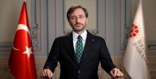 Cumhurbaşkanlığı İletişim Başkanı Altun'dan Avrupa Adalet Divanının başörtüsü kararına tepki