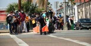 ABD-Meksika sınırında bu yıl içinde yakalanan yasa dışı göçmen sayısı 1 milyonu aştı