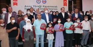 Diyarbakır annelerini konu alan 'Anne yüreği kazanacak' temalı yarışmada dereceye girenler ödüllendirildi