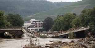 Almanya'daki sel felaketinde can kaybı 133'e yükseldi