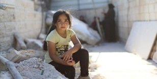 Kendi evini elleriyle yıkmak zorunda kalan Filistinli ailenin küçük kızı: Odam çok güzeldi