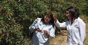 Bankacılığı bırakıp tarıma yönelen kadın girişimci taleplere yetişemiyor