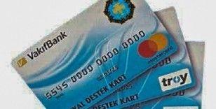 Sosyal kart sahiplerine bayram yardımı