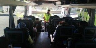 Kurban Bayramı tatilinde şehirler arası otobüsleri 'gizli müşteri' denetleyecek