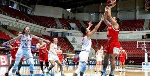 FIBA 20 Yaş Altı Kadınlar Avrupa Challengers turnuvasında Türkiye, Polonya'ya 49-48 yenildi