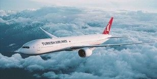 THY geçen hafta günlük 1268 uçuşla Avrupa'da 2. oldu
