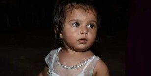 Antalya'da 2 yaşındaki kayıp Ecrin için umutlar sabaha kaldı