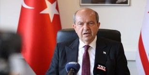 KKTC Cumhurbaşkanı Tatar: Kıbrıs Barış Harekatı'nın 47. yıl dönümünde Türkiye'ye daha da sıkı sarılacağız
