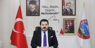 Başkan Sayan'dan Kurban Bayramı mesajı