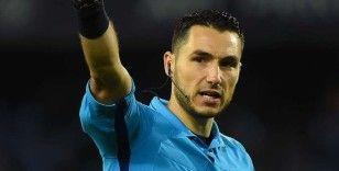 Petrocub - Sivasspor maçını Jeremie Pignard yönetecek