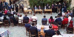 Cumhurbaşkanı Erdoğan, KKTC'li gençlerle buluştu