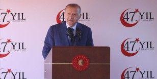 Cumhurbaşkanı Erdoğan: Kıbrıs konusunda haklıyız, sonuna kadar hakkımızı savunacağız