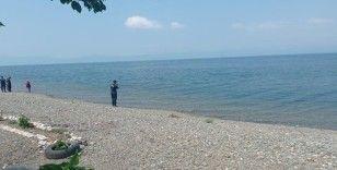 İznik gölünde kayıp alarmı