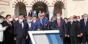 Erdoğan: AB sözünü tutmadı
