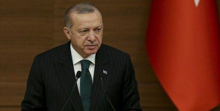 Cumhurbaşkanı Erdoğan Cudi Dağı'ndaki askerlerin bayramını kutladı