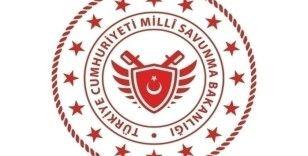"""MSB: """"Barış Pınarı bölgesinde 5 terörist etkisiz hale getirildi"""""""