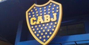 Libertadores Kupası'ndan elenen Boca Juniorslı oyuncular, polisle çatıştı