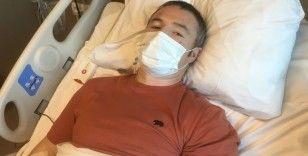 """İrlandalı turist """"Türkiye'ye gelmem"""" diyordu kritik ameliyatı İstanbul'da oldu"""