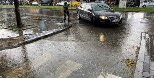 Sakarya'da yağış etkisini gösteriyor