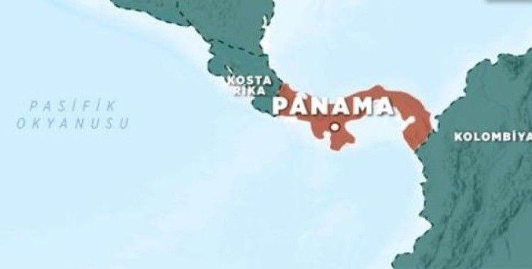 Panama'da 6,9 büyüklüğünde deprem