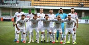 Avrupa Konfederasyon Ligi: Petrocub: 0 - Sivasspor: 1 (İlk yarı)