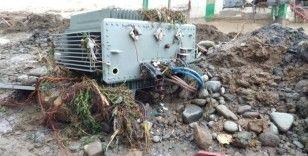 """""""Artvin ve Rize'de 56 trafo hasar nedeniyle, 67 trafo can ve mal güvenliği için devreden çıkarıldı"""""""