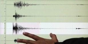 Karaburun açıklarında 3,9 büyüklüğünde deprem