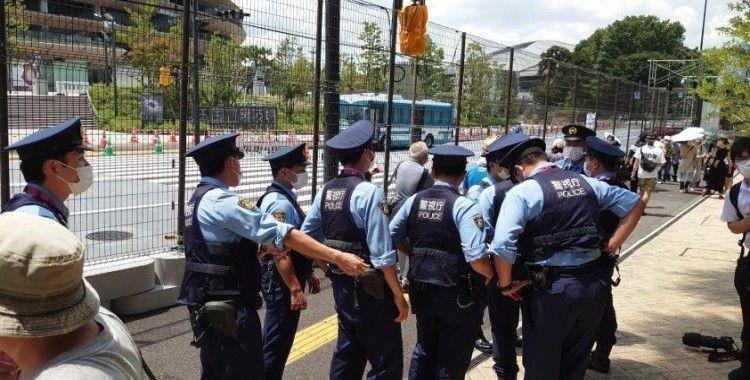 Tokyo Olimpiyatları öncesinde Japonya'da yoğun güvenlik önlemleri