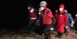 Kaçan kurbanlığın peşinden gidip kaybolan tıp öğrencisi Onur Alp Eker'in cansız bedenine ulaşıldı