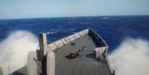 "MSB: ""Kaş'ın 161 mil güneybatısında 45 kişinin bulunduğu bir tekne battı"""
