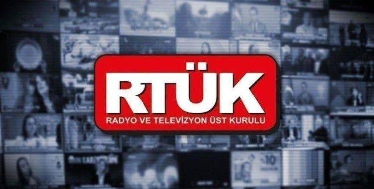 RTÜK'ten bazı medya kuruluşlarının yurt dışından fonlandığı iddialarına ilişkin açıklama