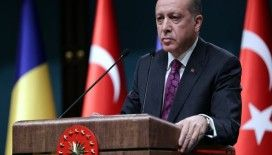 """Cumhurbaşkanı Erdoğan'dan """"Erzurum Kongresi'nin 102. yıldönümü"""" mesajı"""