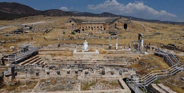 Pamukkale'deki 'Cehennem Kapısı'nın bu yıl açılması planlıyor